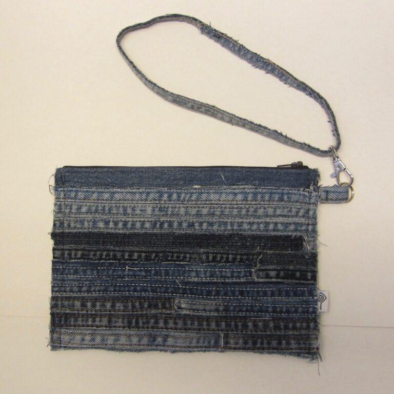 Liten väska i Jeans