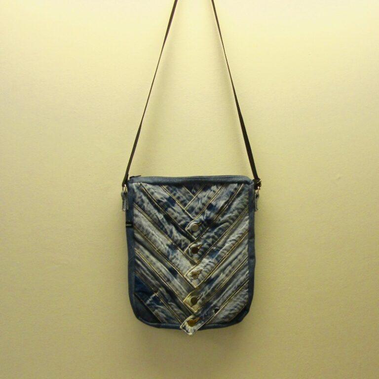 Väska i jeans