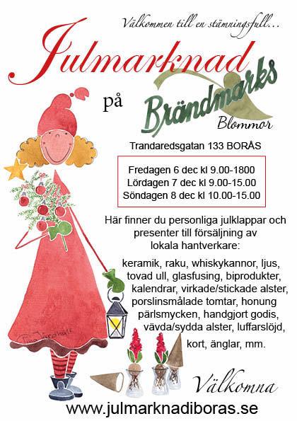 Julmarknad i Borås