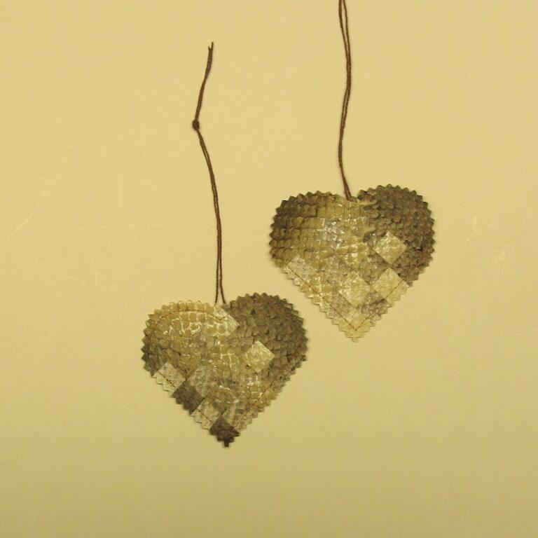 Hjärta i Fiskskinn